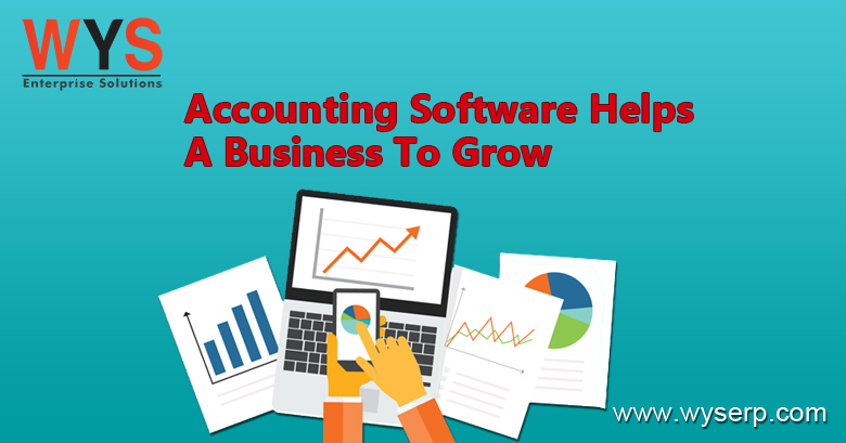 How An Accounting software can help a business grow!