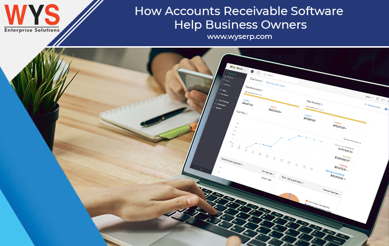 How Accounts Receivable Software Help Business Owners